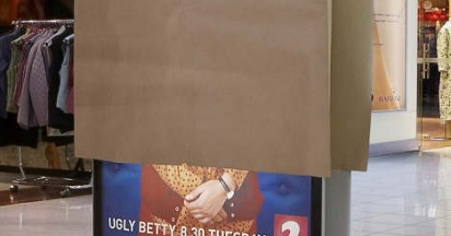 Ugly Betty Under Wraps