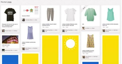 Uniqlo on Pinterest