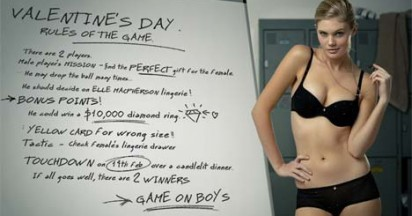 Rules of the Game for Valentines Day