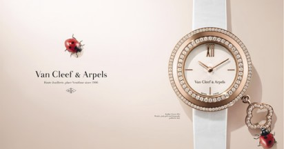 Van Cleef & Arpels – Even Nature Would Be Charmed