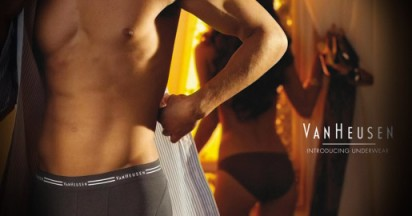 Van Heusen Underwear Banned on Buses