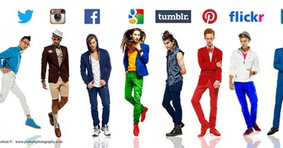 Social Networks and Browsers as People