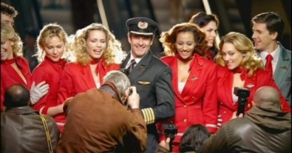 Virgin Atlantic Love at First Sight