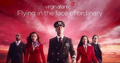 Virgin Fly in the Face of Ordinary