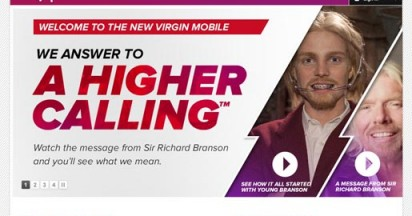 Virgin Higher Calling with Richard Branson