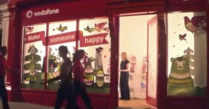 Vodafone Make Someone Happy