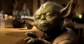 Vodafone with Yoda