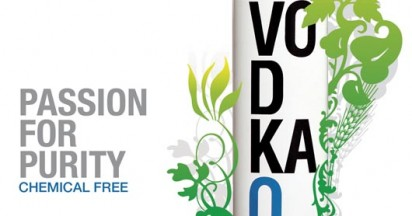 Vodka O Passion for Tasteless Purity