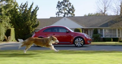 Volkswagen Dog Strikes Back
