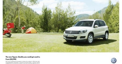 Volkswagen Tiguan Taste For Quality
