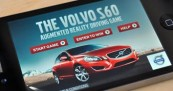Volvo Augmented Reality Driving Game