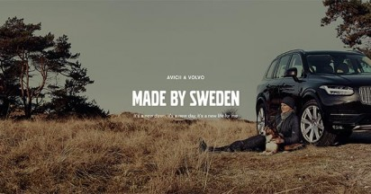 Volvo New Beginning with Avicii and Audra Mae