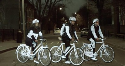 Volvo LifePaint for Bikes