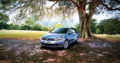 Volkswagen Golf A Drive Less Ordinary