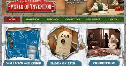 Wallace & Gromit's World Of Invention Contest