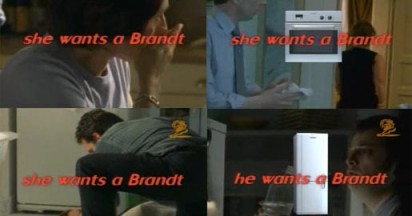 She wants a Brandt