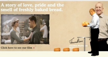 Warburtons Bread Take Off