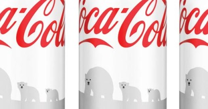 Coca Cola Arctic White for Polar Bears