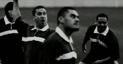 William Lawson's Response to the Haka