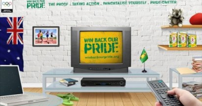 Win Back Our Pride in Beijing Olympics