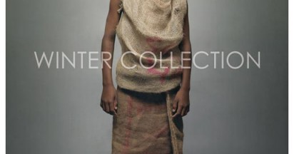 Winter Collection Garbage is Fashion