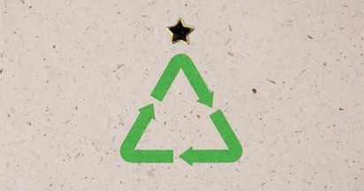 W+K Christmas Card from Recycled Trees