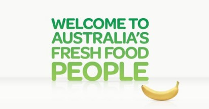 Woolworths Australian Fresh Food People