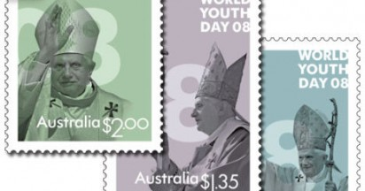 World Youth Day Stamps