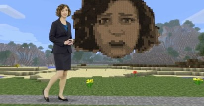 Sony XPeria Play with Kristen Schaal