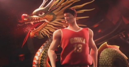 Coca Cola Olympics Unity with Yao and LeBron