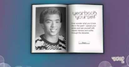 Yearbook Yourself Online