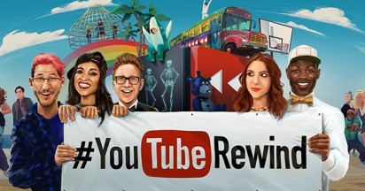 YouTube Rewind 2015: Now Watch Me